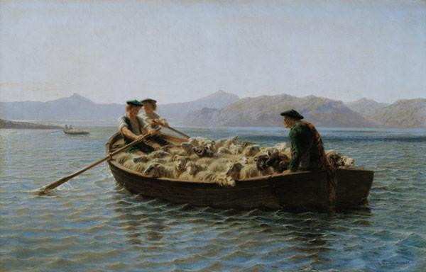 Rowing-Boat