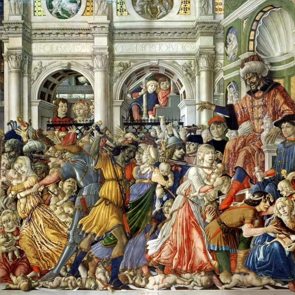 The Massacre of the Innocents ...
