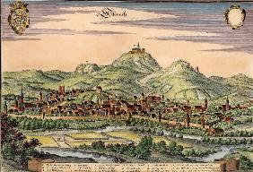 Eisenach and Wartburg