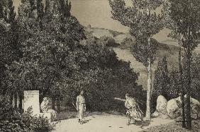 Pyramus and Thisbe II (From the series Opus II)