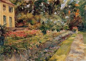the flowerterrace at Wannsee 1929