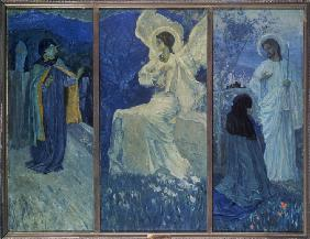The Resurrection (Triptych)