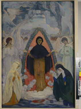 The Protection of the Mother of God (Pokrov)