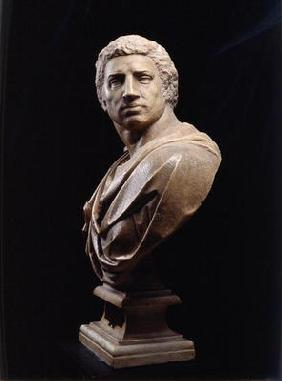 Bust of Brutus (85-42 BC) c.1540 (marble) (see also 79848)