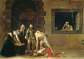 The Decapitation of St. John the Baptist