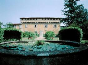 Villa Medicea di Careggi, begun 1459 (photo)