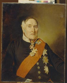 Portrait of Baronet Sir James Wylie (1768-1854)