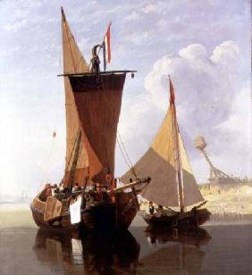 Boats on the Medway