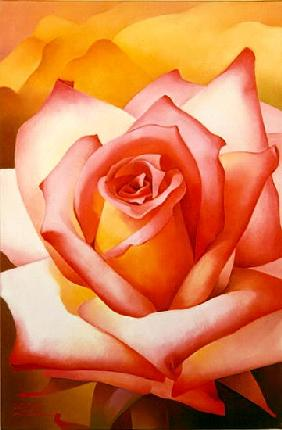 The Rose, 1999 (oil on canvas)
