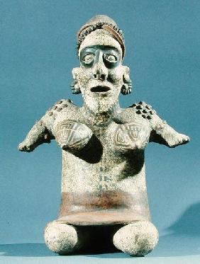 Female Statuette from , Mexico