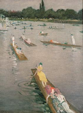Regatta at Henley