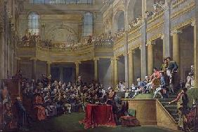 The Committee of Lyon, 26th January 1802