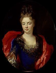 Portrait of the princess de Rohan
