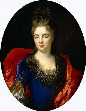 Portrait of Anne-Genevieve of Levis-Ventadour, Princess of Rohan