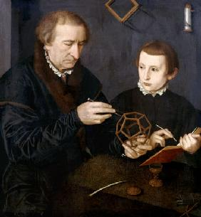Johann I Neudorfer and his Son