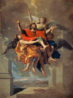 The ecstasy of Saint Paul