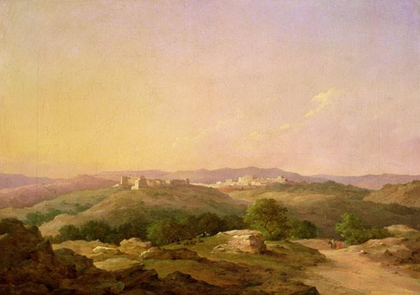 View of Bethlehem