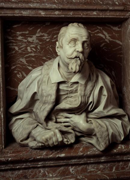 Bernini / Sculpture of Gabriello Fonseca - Gianlorenzo ...