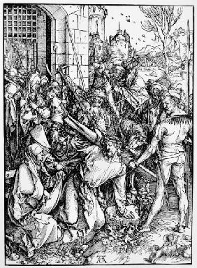 Carrying the Cross / Dürer / 1497/98
