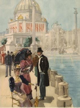 Artist, Artist : Chicago,World Fair 1893 / ...