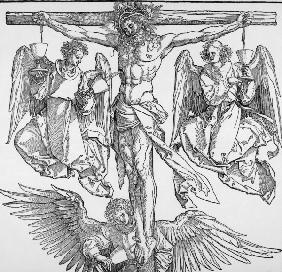 Christ on the Cross / Dürer / c.1516