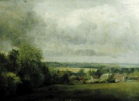Constable / Higham Village / c.1804