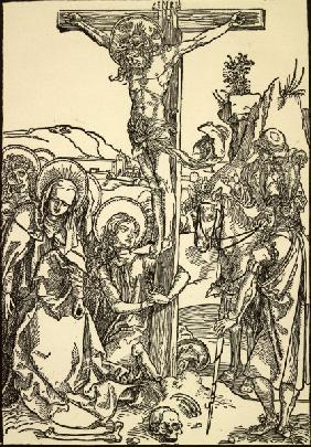 Crucifixion of Christ / Dürer / c.1495