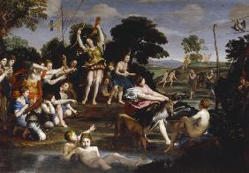 Domenichino, Diana s Hunt