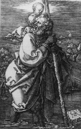Dürer / St. Christopher