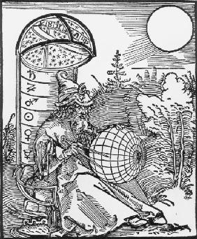 Dürer / The Astrologer /