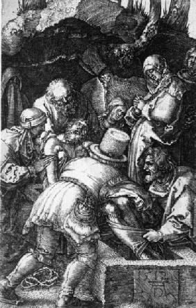 Dürer,Entombment/Small Passion,Cop.Engr.