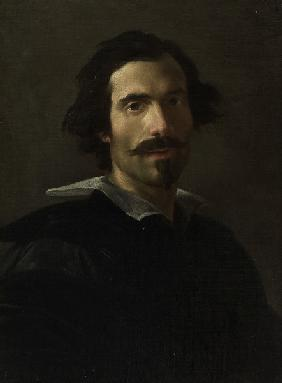 Gian Lorenzo Bernini / Self-portrait