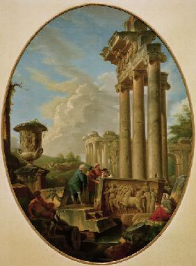 Pannini, Giovanni Paolo : G.P.Pannini / The Archaeol...