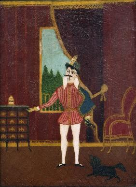 H.Rousseau, The Chevalier