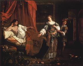 Jan Steen, Amnon and Tamar