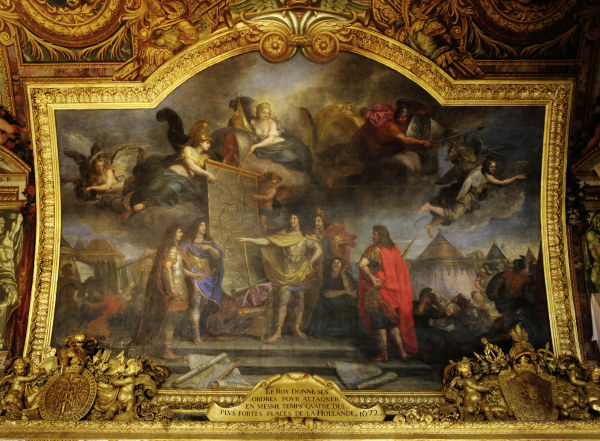 Comparison of charles i and louis xiv essay