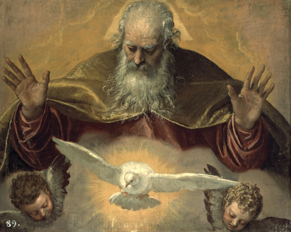 Paolo Veronese, God the Father dans immagini sacre pveronese__god_the_father