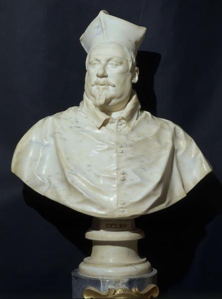 Scipione Borghese Bernini Scipione Borghese Bust