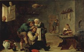 Teniers the Younger / Head Operation