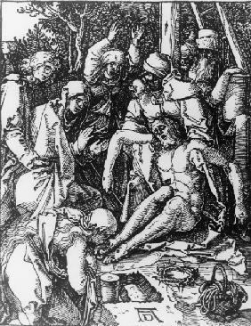 The Lamentation / Dürer / c.1509