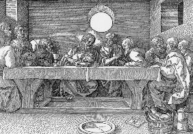 The Last Supper / Dürer / 1523