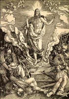 The Resurrection / Dürer / 1511