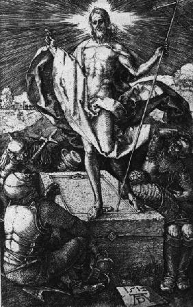 The Resurrection / Dürer / 1512