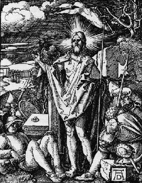 The Resurrection / Dürer / c.1509