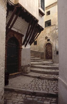 View of the kasbah (photo)