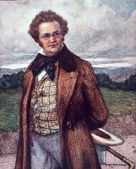 Schubert as promenader