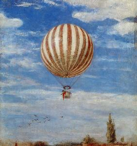 Hot Air Balloon 1882