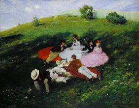 Picnic in May