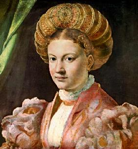 Portrait of a young woman, possibly Countess Gozzadini