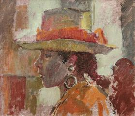 The straw hat